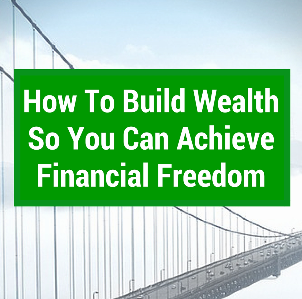 How to Build Wealth foto